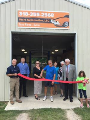 Chamber Welcomes START Automotive, LLC with Ribbon Cutting
