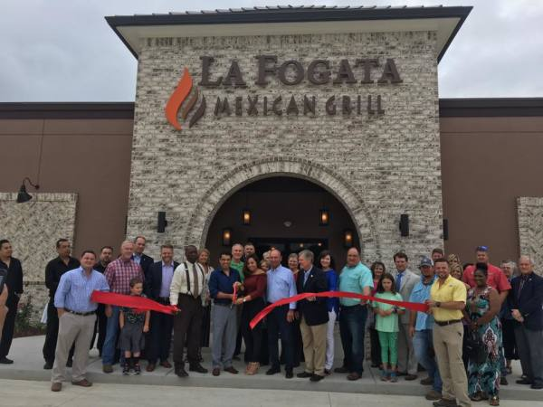La Fogata Officially Opens!