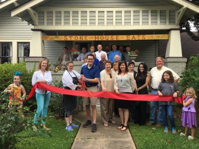 Ribbon Cutting: Stone House Eats