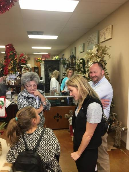 Rayville Christmas Open House a Great Success