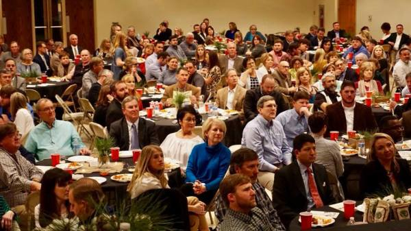 Amazing Turnout for Annual Banquet
