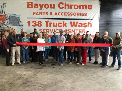 Bayou Chrome & Service Center in Rayville