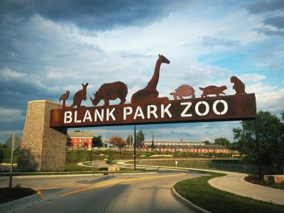 Blank Park Zoo - Des Moines IA