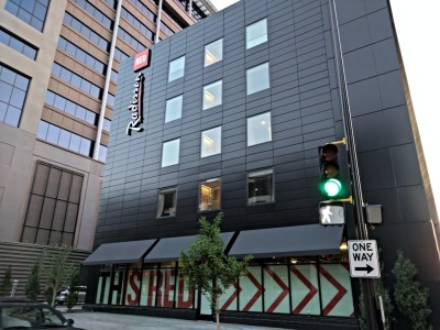 Radisson Red Hotel Minneapolis: A new Generation Hotel that wont break the bank