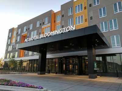 AC Hotel Bloomington Mall of America - Stunning class close to the Mall