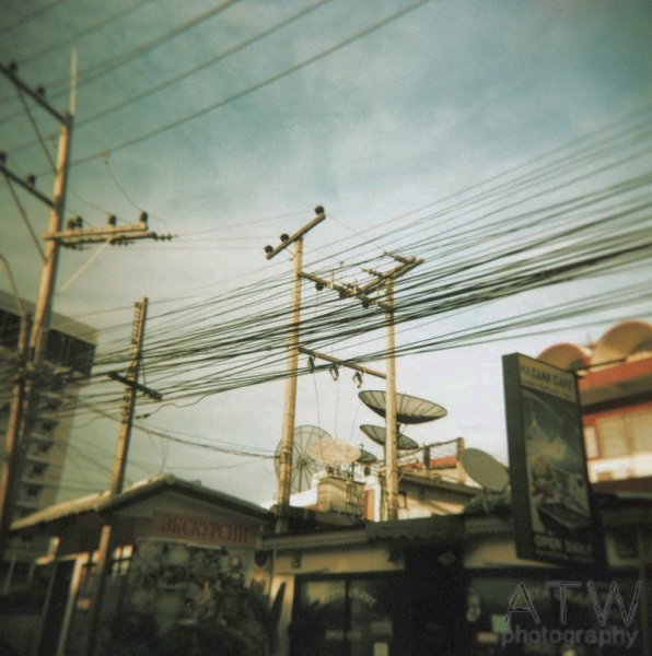 // Holga Photography