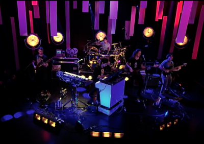 'Monster' performed live in the studio