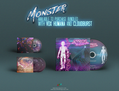 Pre-orders for 'Monster EP'!