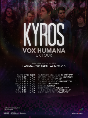 UK Tour 2017!