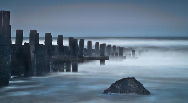 Norfolk breakwater