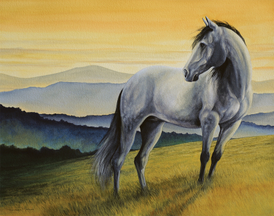 """Blue Ridge""   SOLD"