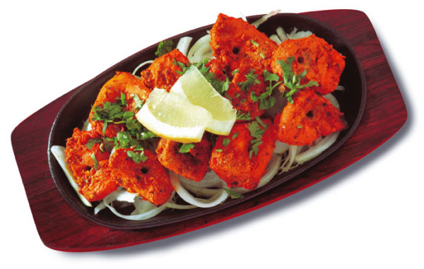 Chicken Tikka Sizzler