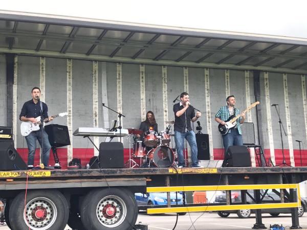ATLANTIC @ Bradley Stoke Community Festival 2017