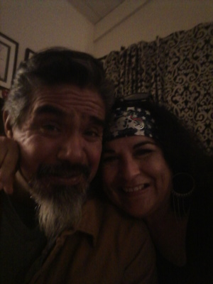 Raymond and Melissa