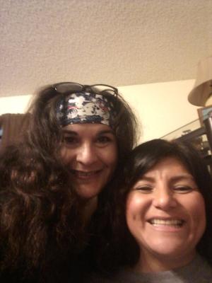 Melissa and Leesa