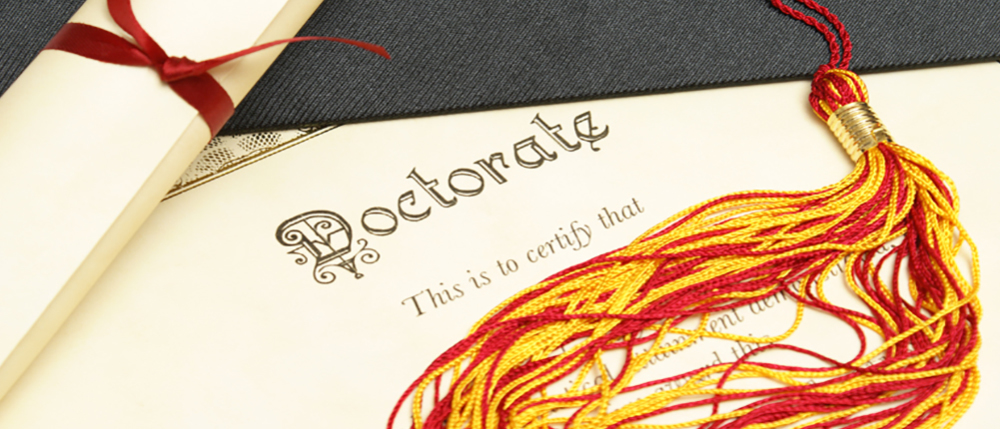doctorate cap