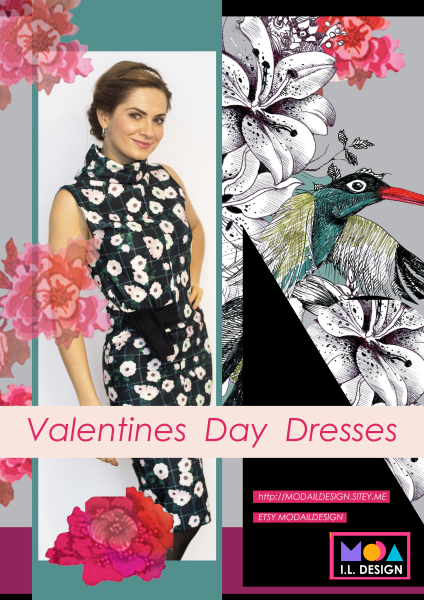 Valentines Day Dresses.