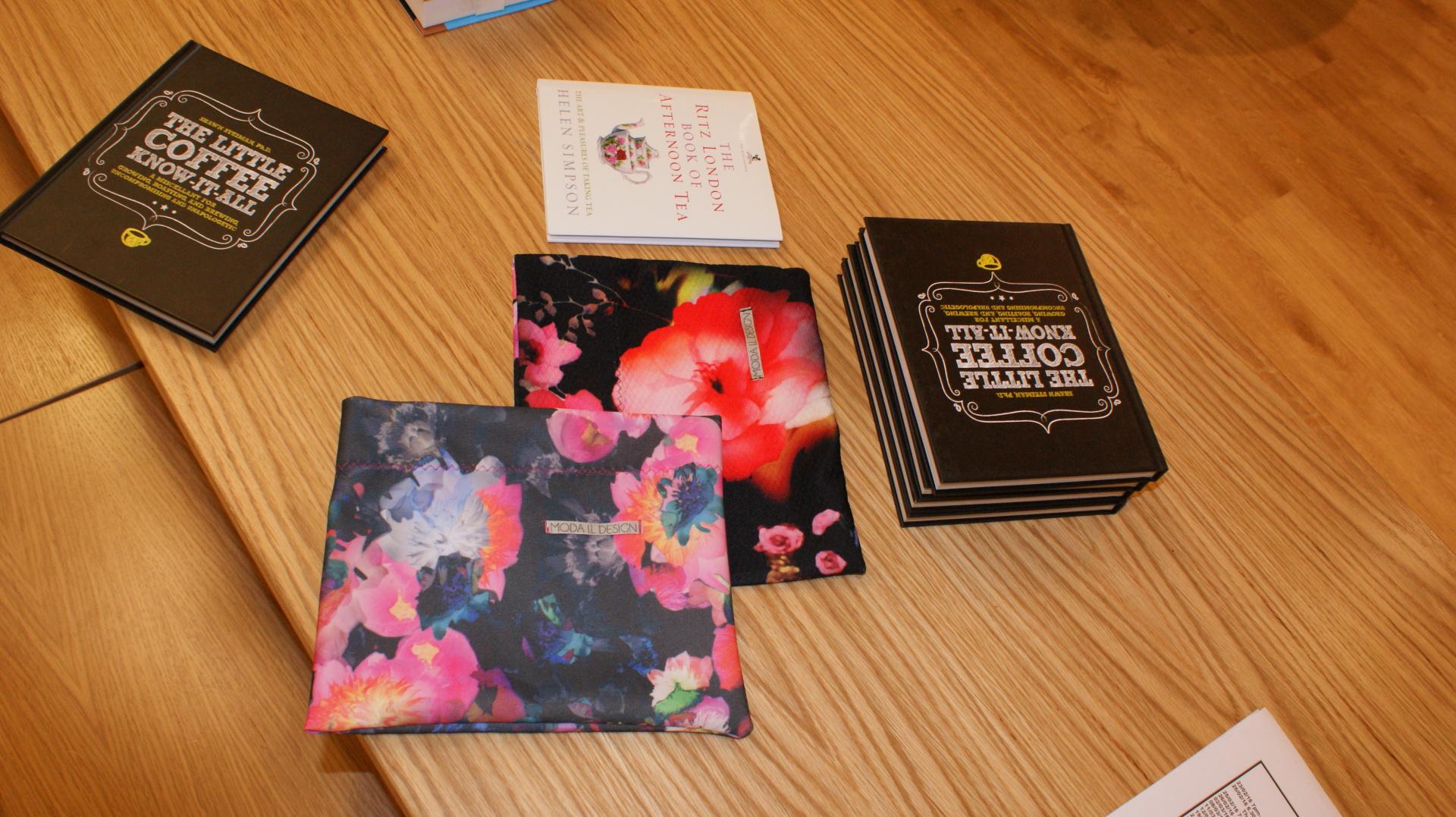 Book bag/purses designs