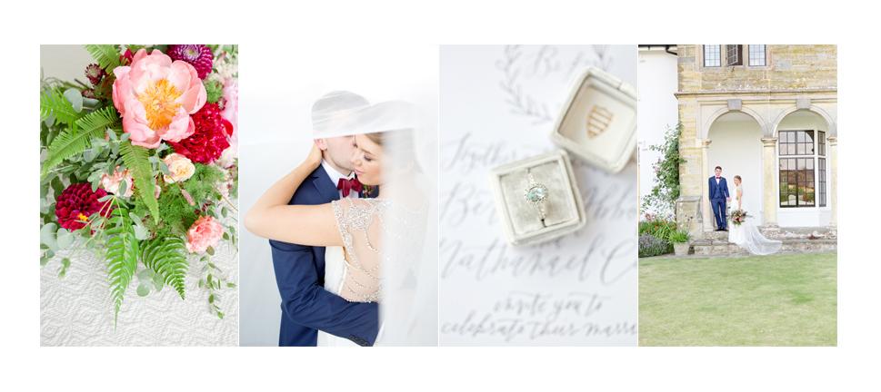 Hendall Manor Barns Wedding - Nate and Beth