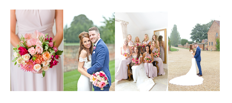 Lillibrooke Manor Wedding - Matt and Catrin