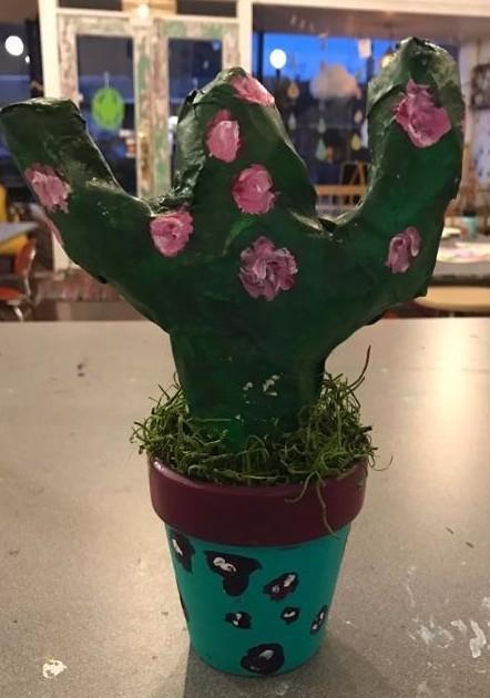 Flowering Cactus/Teen Class
