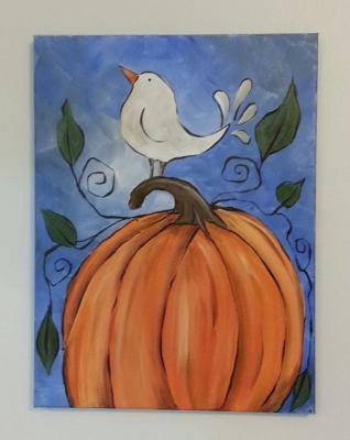 Pumpkin Tweet