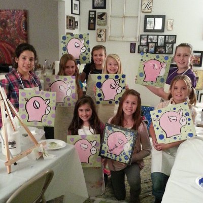 Cupcakes & Canvas