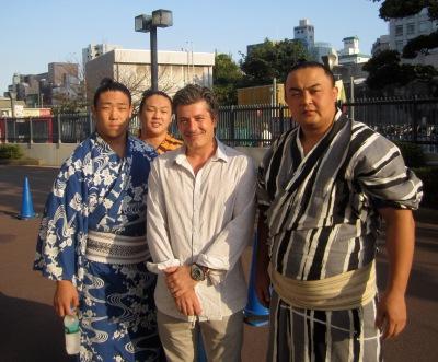 My sumo friends