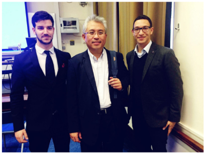 Wherefor - Cambridge: Meeting the Leadership of Malaysia's Sovereign Wealth Fund - Khazanah Nasional