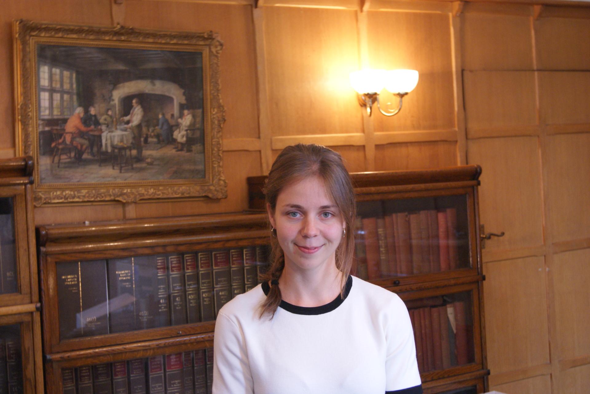 Rebecca von Blumenthal