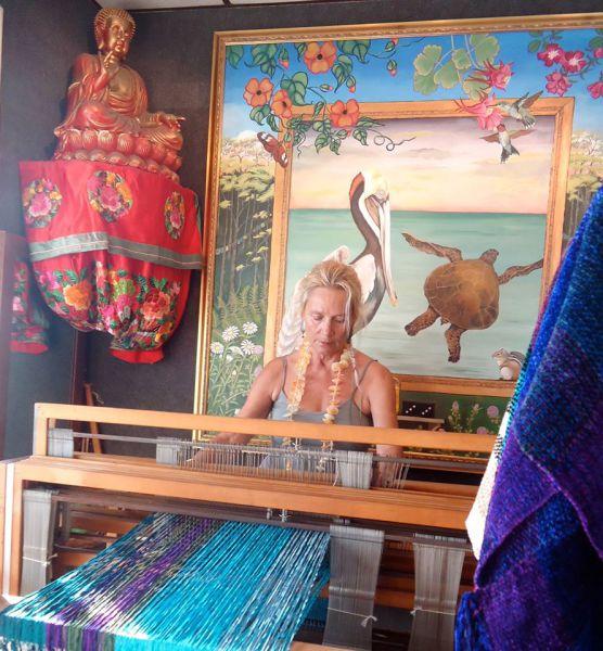 Elizabeth Esther Kelly Weaving Studio