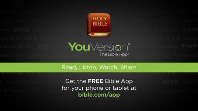 Bible Study App
