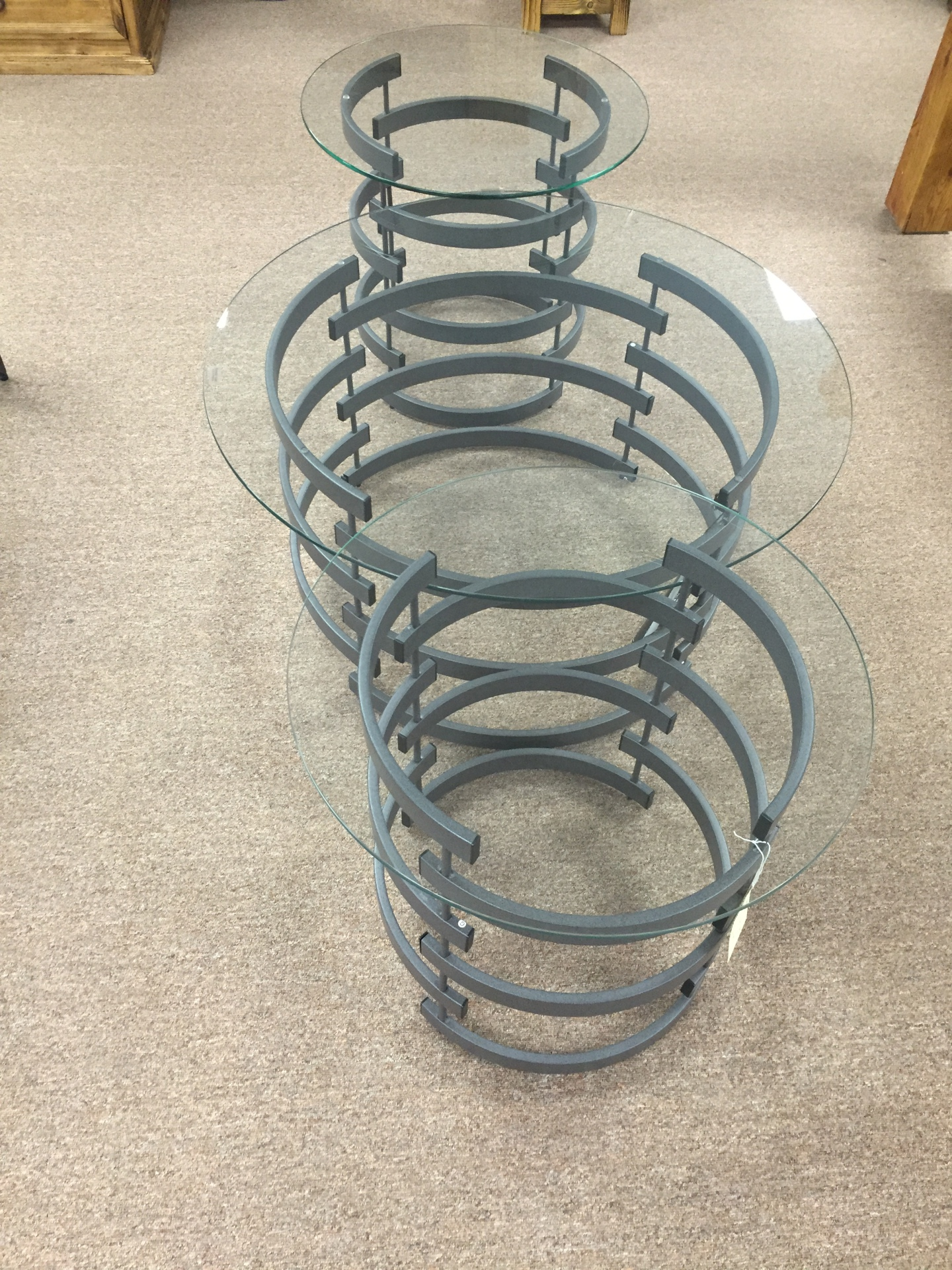 Ashley offee table/end tables