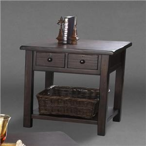 Providence end table