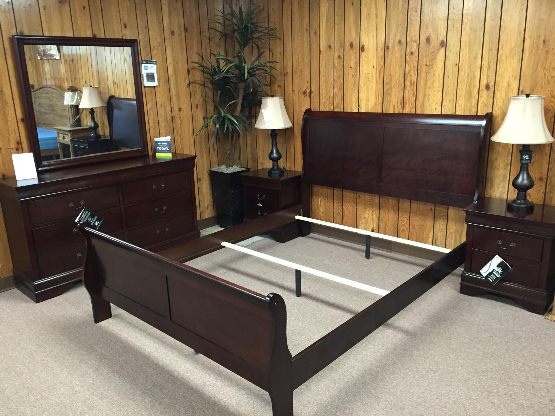 Alisdair Sleigh bedroom set $999.59