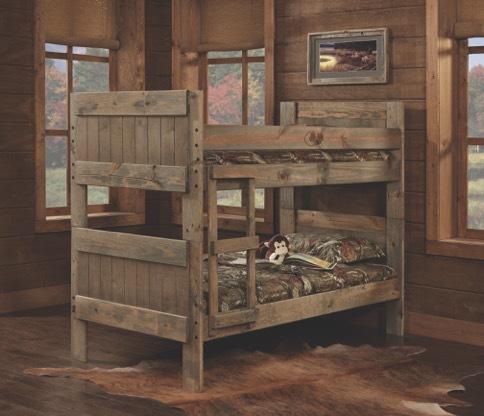 Bunk Bed-Mossy Oak
