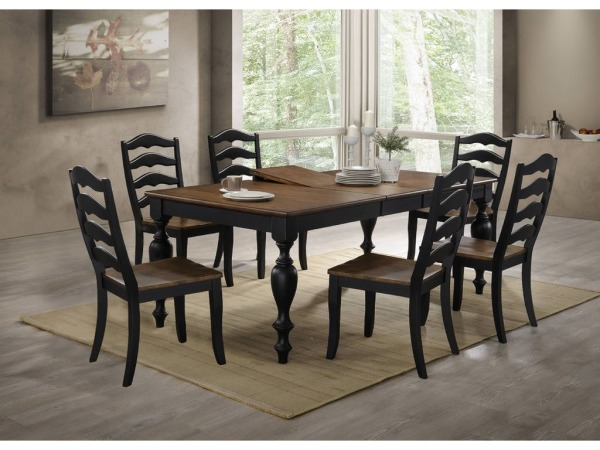 Becky Dinning Table & Chairs