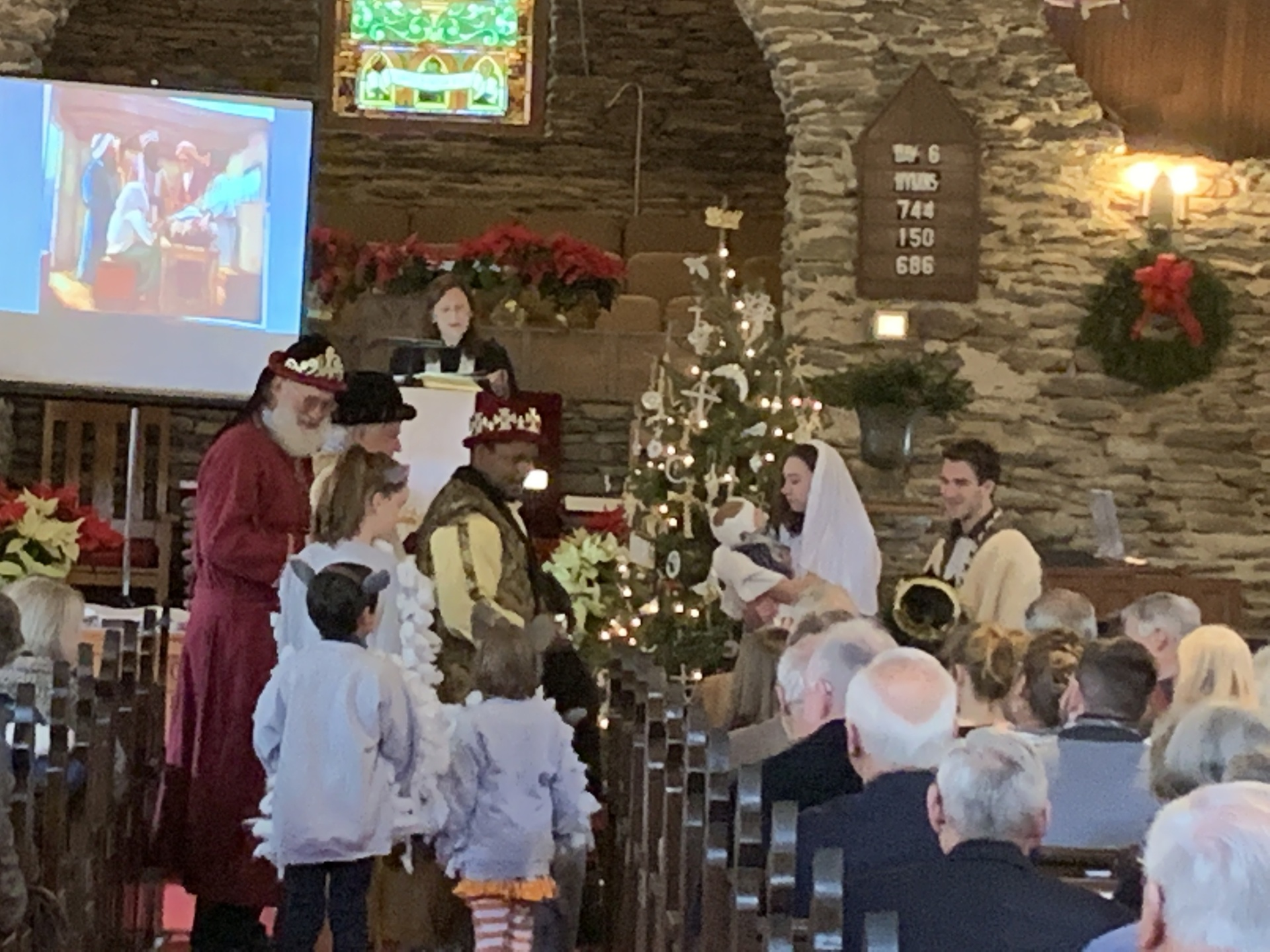 Epiphany Worship on January 6, 2019
