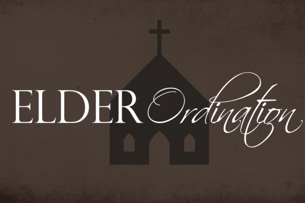Elder Ordination and Reception Rescheduled for January 20