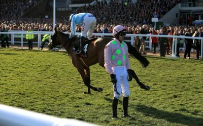 Ruby Walsh - Annie Power - Cheltenham