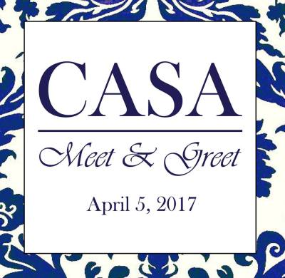 Networking Opportunity at CASA Meet and Greet