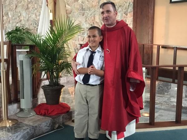 Baptisms . . .