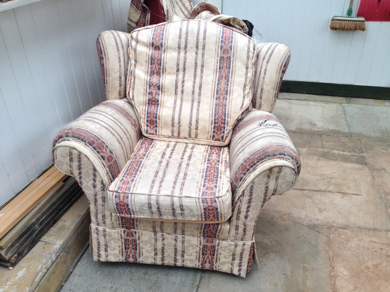 furniture re-upholsterers before