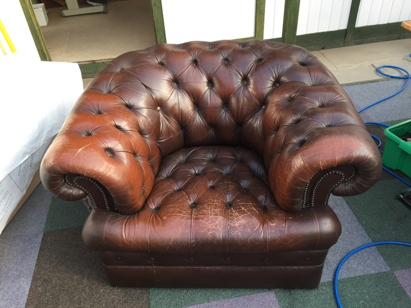 leather restoration chesterfield