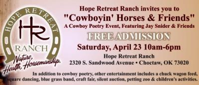 Cowboyin' Horses and Friends