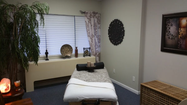 Massage Cape Coral - Therapy Room