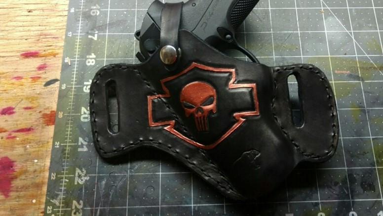 Custom Gun Holster