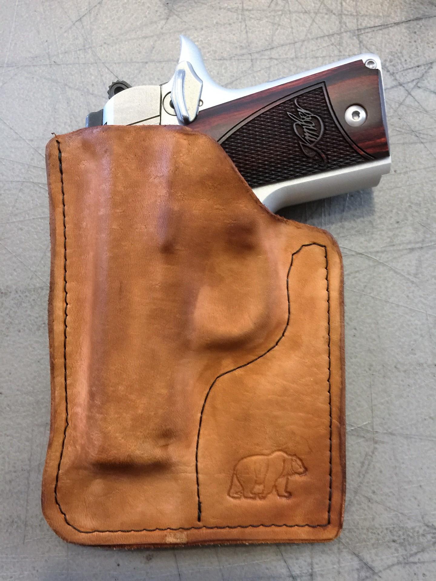 Pocket Gun Holster