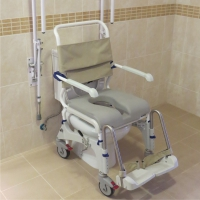 shower chair-adult-child-disabled holiday-The Algarve-Portugal