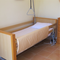 Hospital bed-profiling-disabled holidays-The Algarve-Portugal